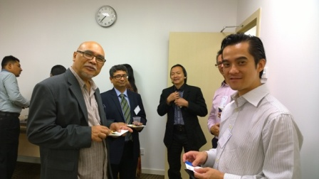 Formal launch of Censere Group's Kuala Lumpur office