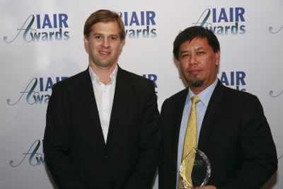 Censere wins the IAIR Sustainability Award